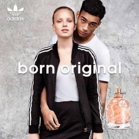 Adidas Born original her edt 75ml para damas