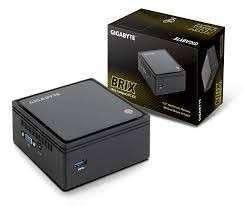 Comp giga brix gb-bxbt-1900 cel 2.42/vga/hdmi/rj45 - 0