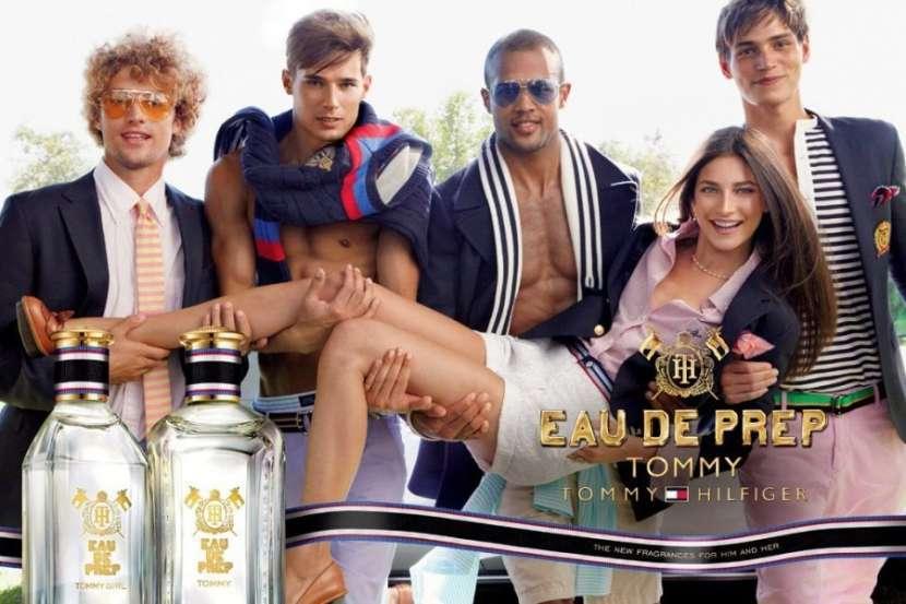 Tommy for Him Eau de Prep 50ml (original para caballero) - 1