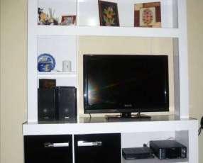 Modular para tv y libros
