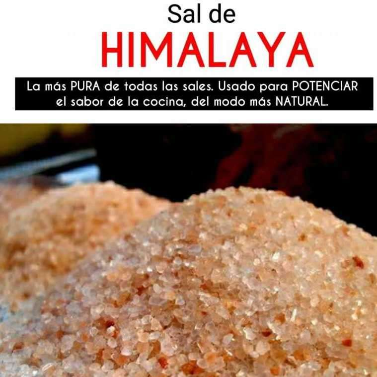 Sal de Himalaya - 1