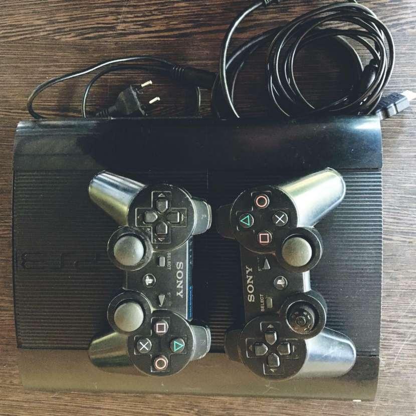 Sony Playstation 3 cech-4211A de 12 gb - 0