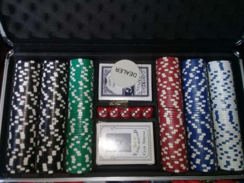 Maletín de poker - 0