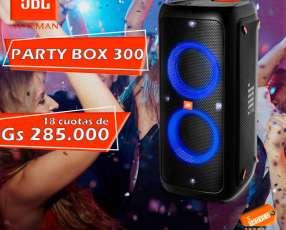 Parlante JBL Party Box 300 original