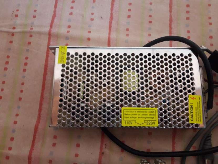 Impresora de ticket con lector de barra y cámaras de seguridad hit visión - 3