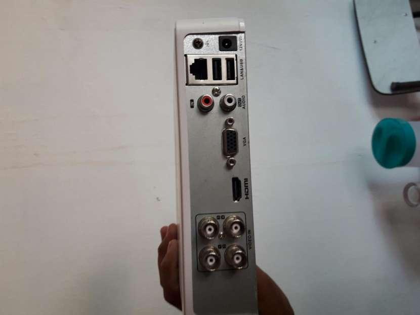Impresora de ticket con lector de barra y cámaras de seguridad hit visión - 4