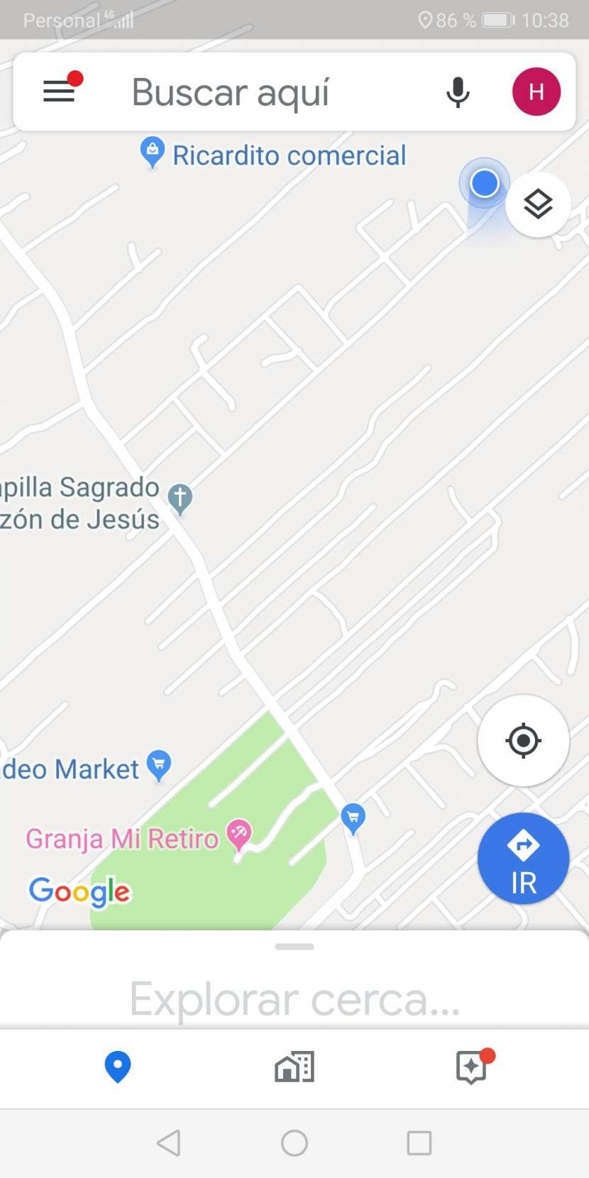 Terreno en Areguá o cambio x auto - 6