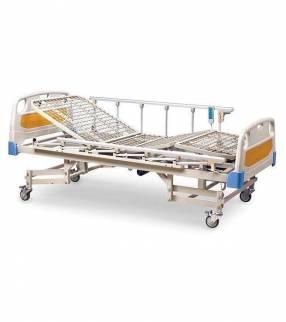 Cama hospitalaria de 5 movimientos eléctrica