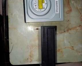 Lector grabador dvd para computadoras