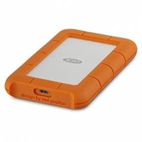 HD EXT LACIE 2TB RUGGED USB-C HD STFR2000400