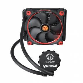 COOLER THERMALTAKE WATER 3.0 RIING RED 140/ALL-IND
