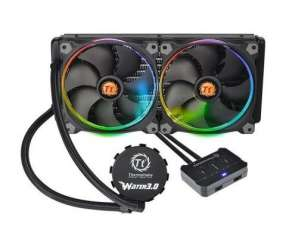 COOLER THERMALTAKE WATER 3.0 RIING RGB 280/ALL-IN