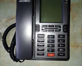 Teléfono para línea baja
