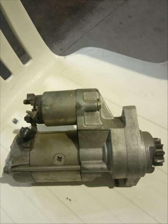 Motor de arranque para susuki sx-4 - 0