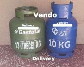 Garrafa de gas