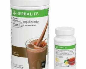 Alimento equilibrado Herbalife