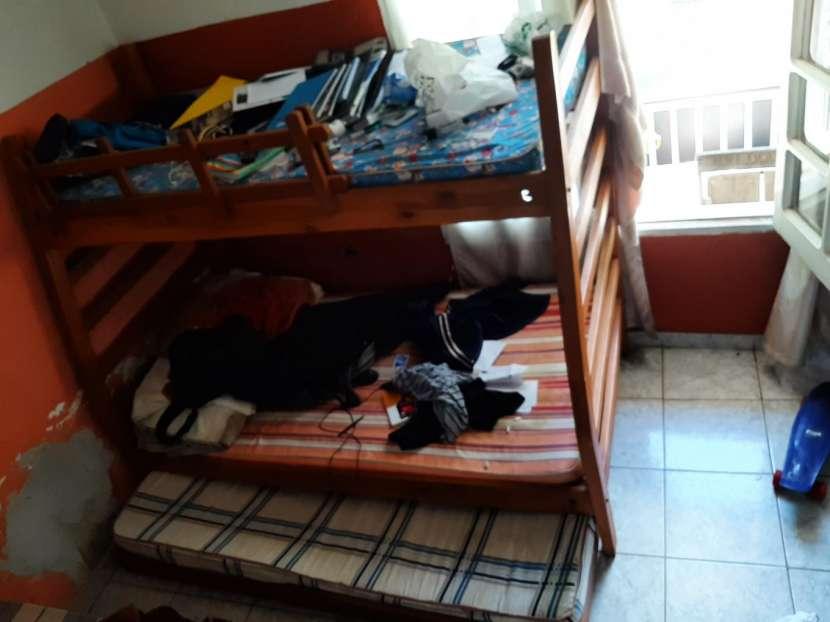 Cama litera 3 camas - 0