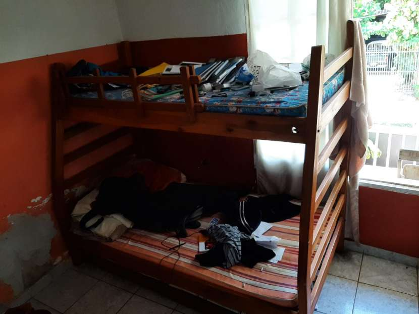 Cama litera 3 camas - 1