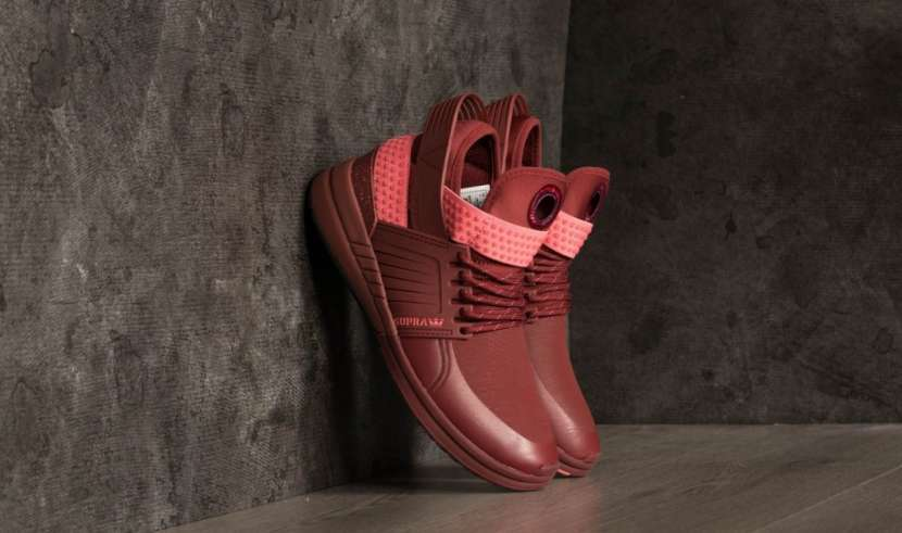 Supra Skytop V in red Calce 44 - 0
