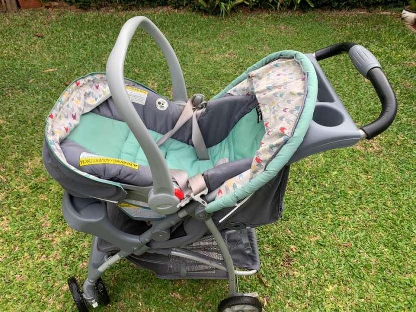 Carrito y car seat para bebé - 1