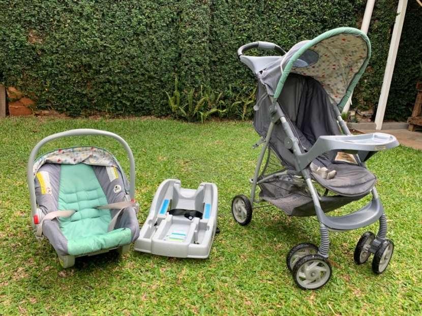 Carrito y car seat para bebé - 0