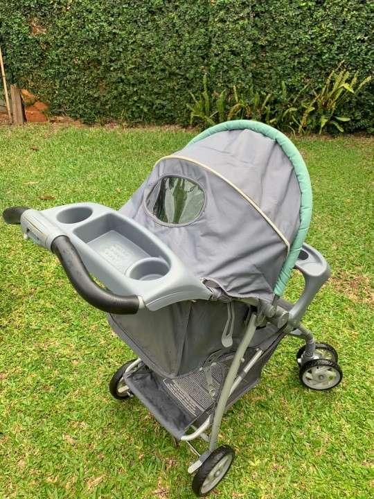 Carrito y car seat para bebé - 2