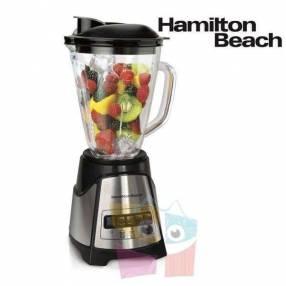 Licuadora Power Elite con jarra de vidrio Hamilton Beach