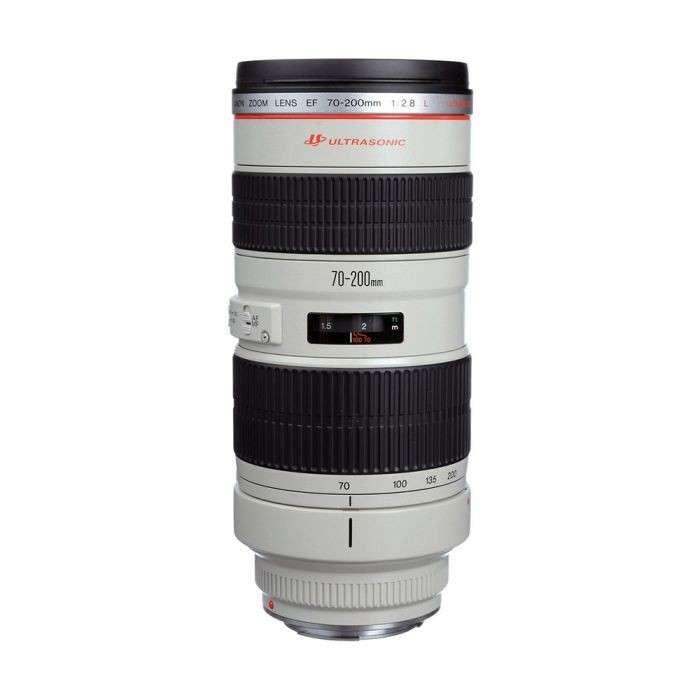 Lente Canon EF 70-200mm f/4L USM - 0