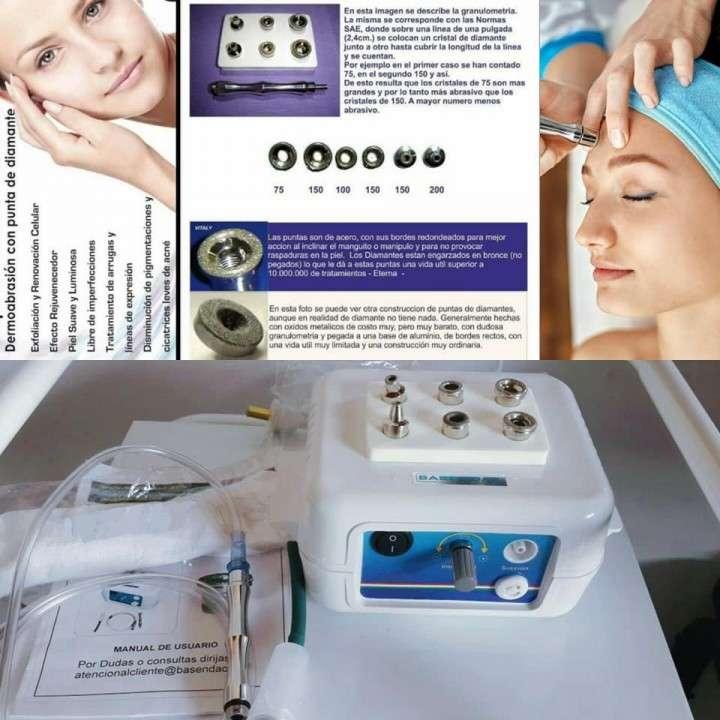Puntas de diamantes, para lifting facial y corporal - 1