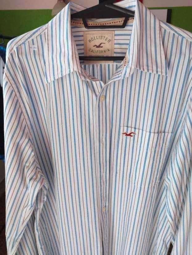 Camisa Hollister original XL - 0