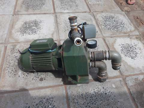 Bomba autoaspirante Saer m200 - 0