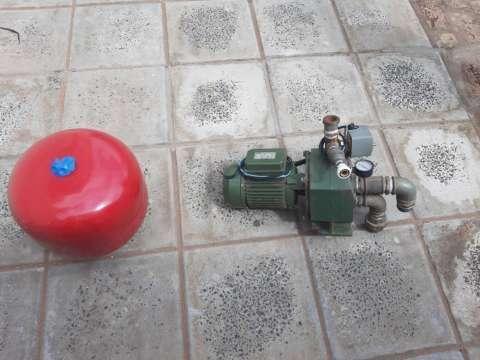 Bomba autoaspirante Saer m200 - 3