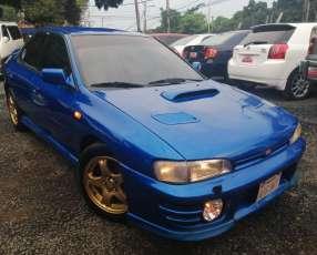 Subaru impresa wrx 1996 titulo de tokio volante original