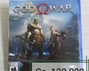 God of War(2018) Ps4