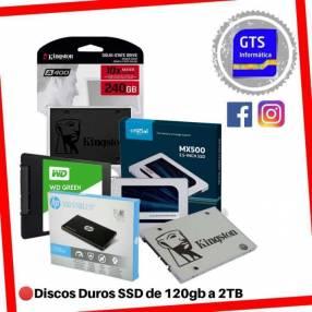 Ssd garantía de 1 año y delivery gratuito en Asunción