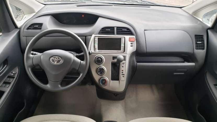 Toyota ractis 2006 automático - 7