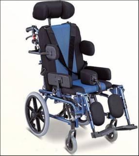 Silla de ruedas postural para niños