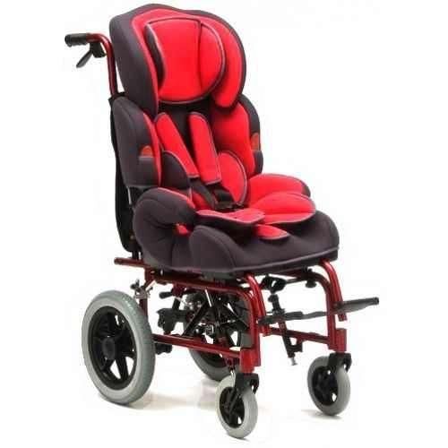Silla de ruedas postural y baby sit para niños - 3