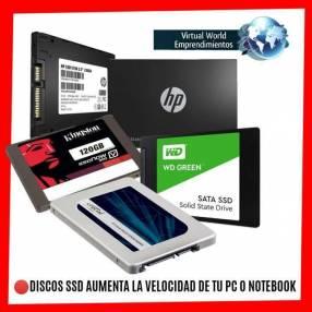 SSD 1 año de garantía con delivery gratuito en Asunción