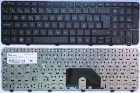 Teclado HP DV6-6000 spanish negro
