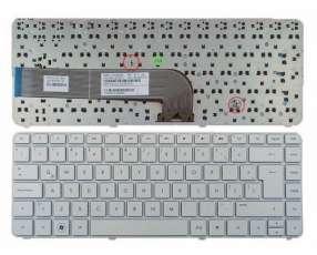 Teclado HP DV4-5000 spanish blanco