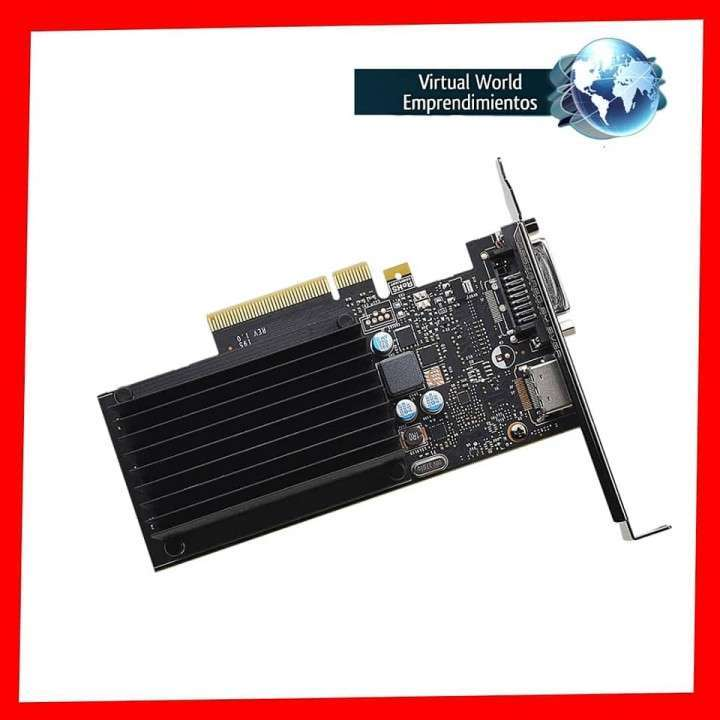 Tarjeta gráfica EVGA GeForce GT1030 DDR4, 02G-P4-6232-KR 2gb - 3