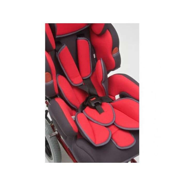 Silla de ruedas postural y baby sit para niños - 4