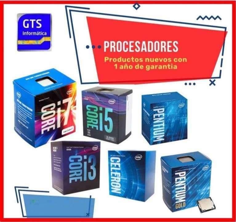 Procesadores Intel - 0
