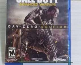 Call of Duty Advance Warfare Ps4