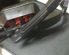 Auricular gamer 7.1 RGB y 3 entradas