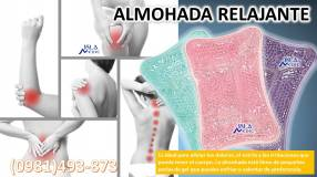 Almohadas de gel ideal para cansancio muscular