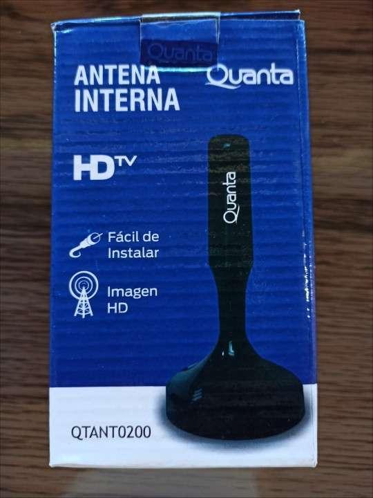 Antena Interna Digital UHF/VHF/HDTV - 1
