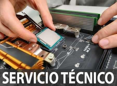 Servicio técnico informático - 0