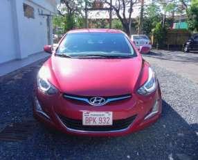 Hyundai Elantra 2014 Americano